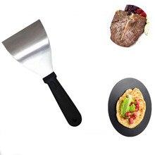 Кухонные инструменты лопатка для блинчиков домашняя теппаняки жареная лопатка для стейков нарезка кухонные блины фрукты теппаняки жареная лопатка для льда стейк