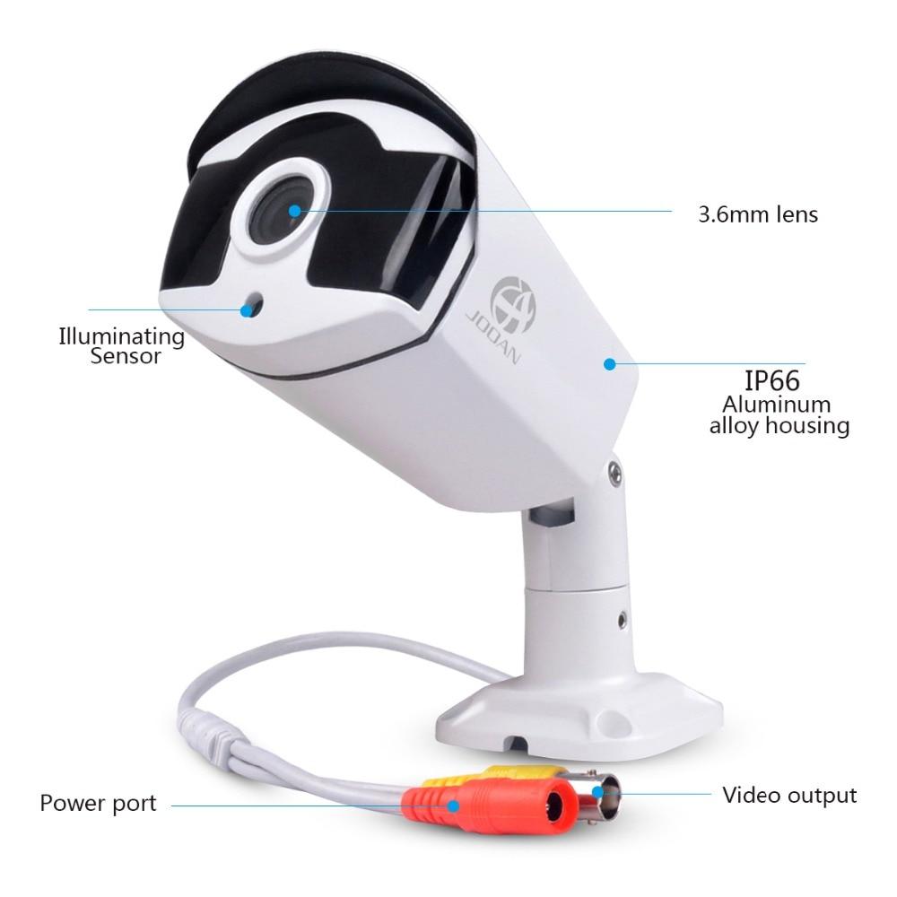 TVI Kamera Set 8CH DVR HDMI CCTV Video Recorder 4CH Kamera Home Security Wasserdichte Outdoor Nachtsicht Video Überwachung Kits