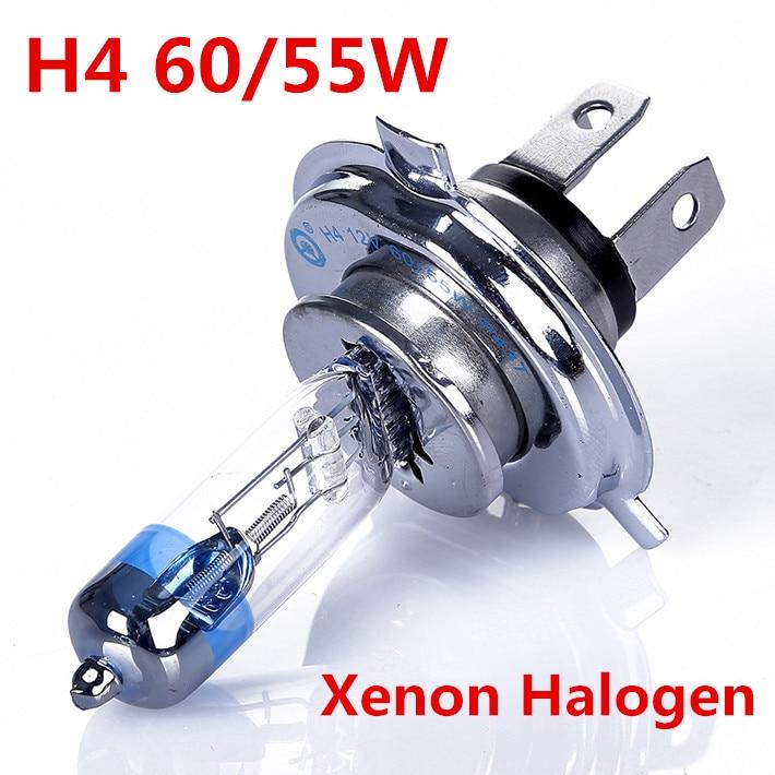 2015 New 2pcs H4 Xenon Halogen Auto Car HeadLight Bulb Kit Platinum (Pt) Chrome Head H4 HID 4300K 12V 60/55W eset nod32 антивирус platinum edition 3пк 2года