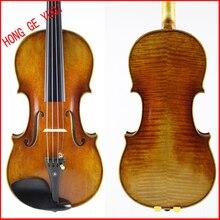 Stradivalli 1716 højtydende violin, oliemaling, kandidatniveau, europæisk materialeproduktion. honggeyueqi