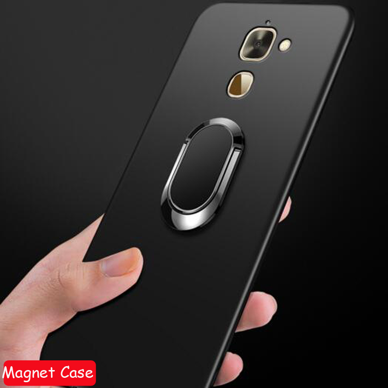letv S3 Cover Finger Ring Magnet Matte Protector For LETV LeEco Le 2 Pro Cases Soft Case for X20 X25 Le 2 X620 X621 X526 X527