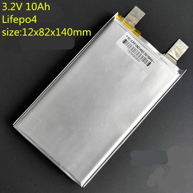 8 шт. 3.2 В 10Ah lifepo4 батарею 11Ah lifepo4 10ah 30A high drain power tool For battery pack diy 12ah 24 В 10ah литий ebike