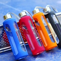 My Sport Water Bottle Sport Bike Cycling Glass Travel Water Bottles Fashion Water Bottle 550ml Creative