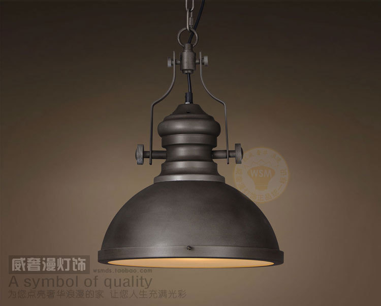 industrial wrought iron nautical pendant lamp hanging lighting retro vintage art deco chandelier. Black Bedroom Furniture Sets. Home Design Ideas