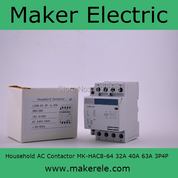 popular 240v ac contactor buy cheap 240v ac contactor lots from household ac 4 pole ac contactor mk hac8 32 32a 4p 2no 2nc 220v