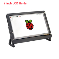 Raspberry Pi Acrylic Support Holder only for 7 inch Display Screen Free Shipping