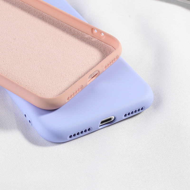 Image 5 - NEW Simple Candy Color Phone Case For iPhone X XS MAX XR 7 8 Plus Soft TPU Silicone Back Covers For iPhone 6 6s Plus Fundas Capa-in Fitted Cases from Cellphones & Telecommunications