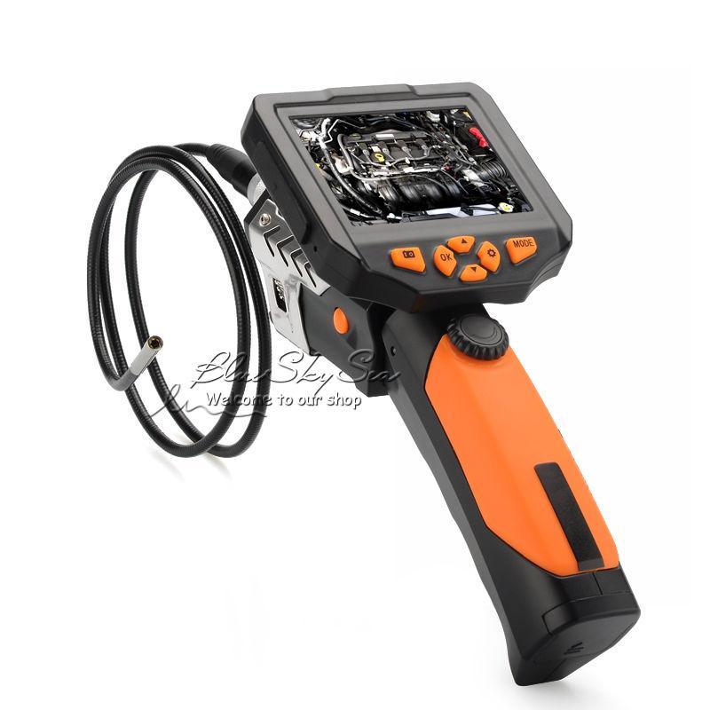 Blueskysea 3.5 Moniteur D'affichage 5 m Serpent D'inspection D'endoscope Endoscope Tube 8.2mm Caméra
