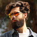 Barcur 2017 new homens marca polarizada óculos de sol masculino óculos de condução eyewears acessórios de pesca ao ar livre oculos de sol por atacado 3043