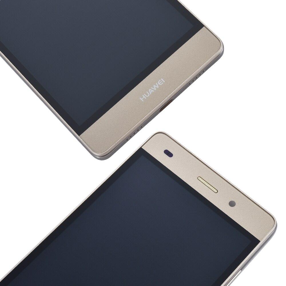 Image 5 - Для Huawei Ascend P8 Lite ALE L04 L21 TL00 L23 CL00 L02 UL00 ЖК дисплей Дисплей Сенсорный экран планшета Ассамблеи Замена с рамкой-in ЖК-экраны для мобильного телефона from Мобильные телефоны и телекоммуникации
