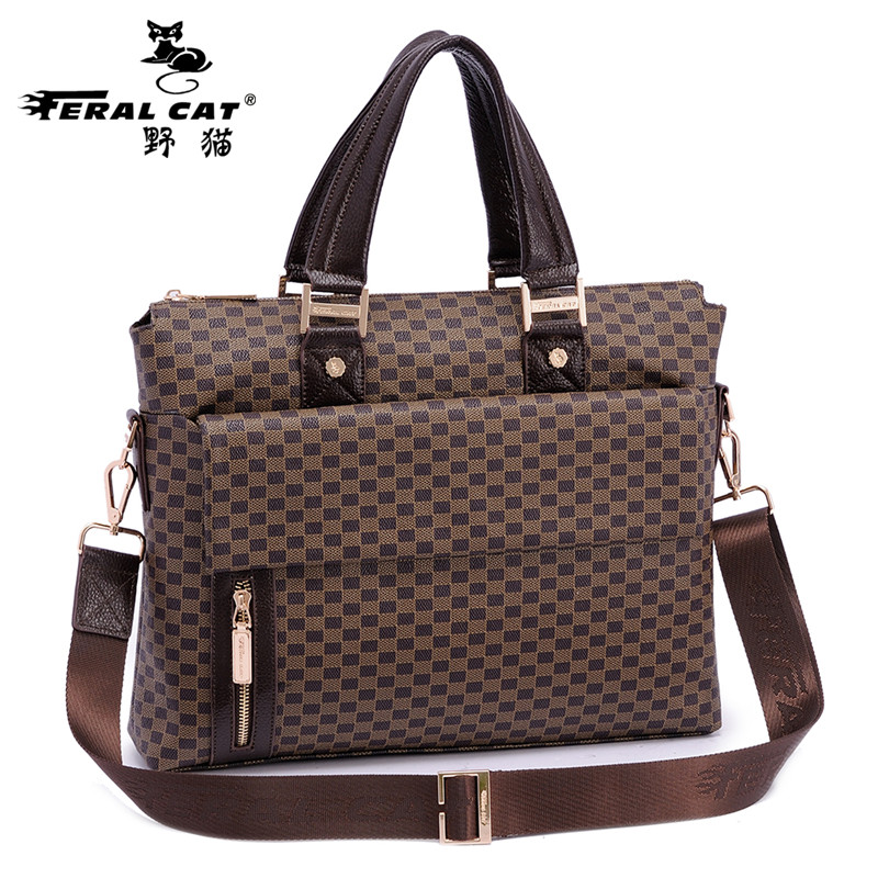 2017 Men Casual Briefcase Business Shoulder Bag Genuine Leather Messenger Bags Computer Laptop Handbag Bag Men's Travel Bags 2017 men casual briefcase business shoulder bag leather messenger bags computer laptop handbag bag men s travel bags