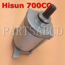 PARTSABCD Hisun 700CC Quad ATV UTV 9 dientes Motor de arranque 9 T