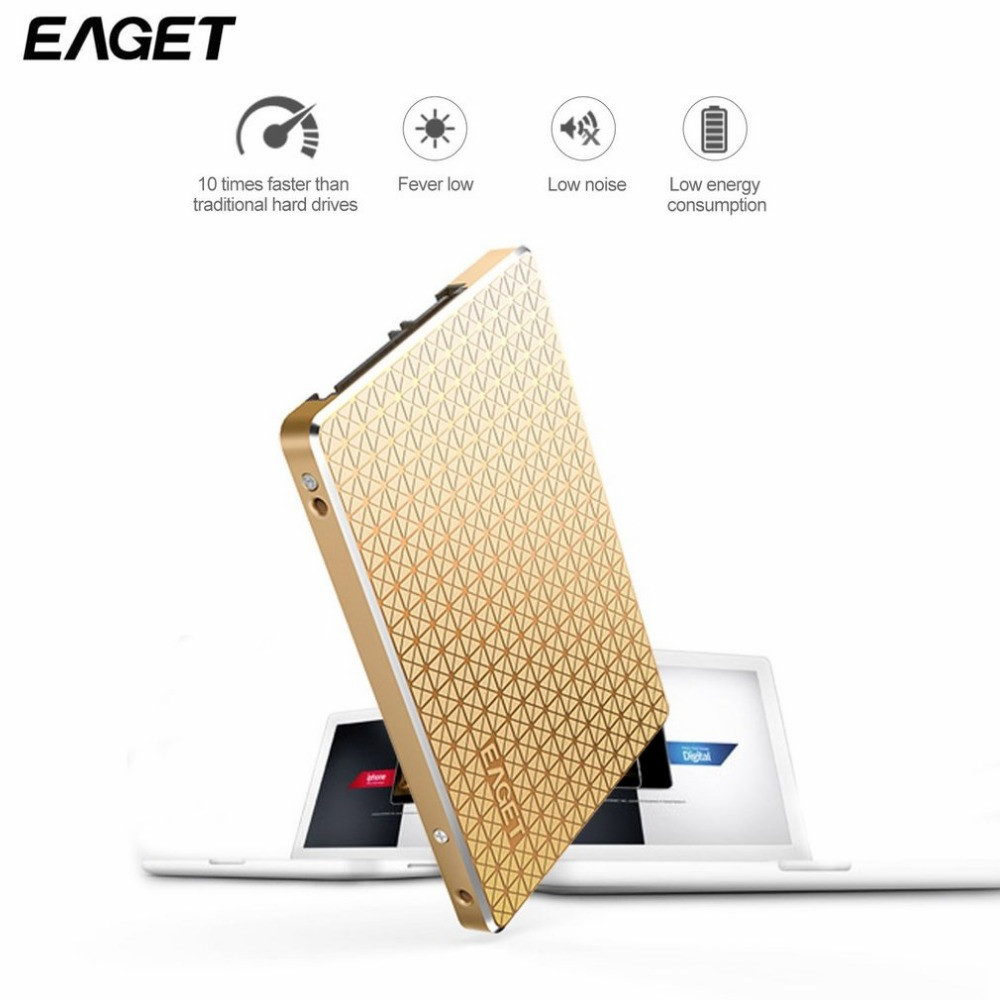 EAGET S606 2.5inch Certified SSD 120GB SATA3.0 Interface SSD To USB 3.0 Unique Internal Solid State Disk High Speed SSD куплю кабель usb для fdv 606