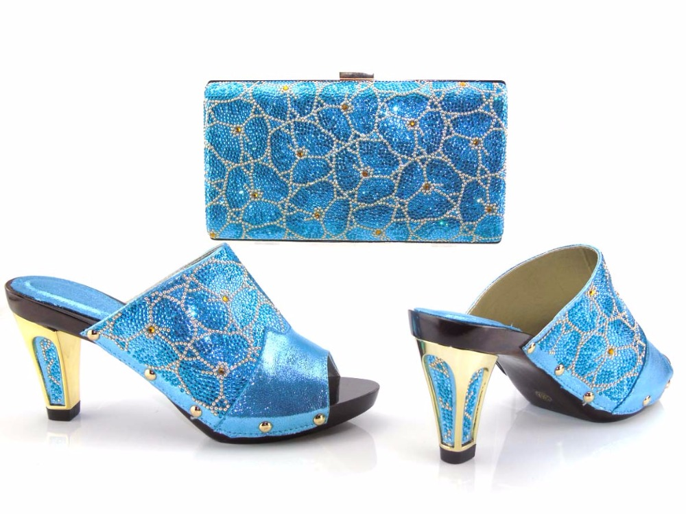 2017 Italian Shoes And Bag Set For Party Lady Fashion Pattern Italy Shoe and Bag To Match African Women Shoes  AS1-10 mf012 african shoes and bag set for nigeria lady black color italian style fashion italy shoe and bag to matching party