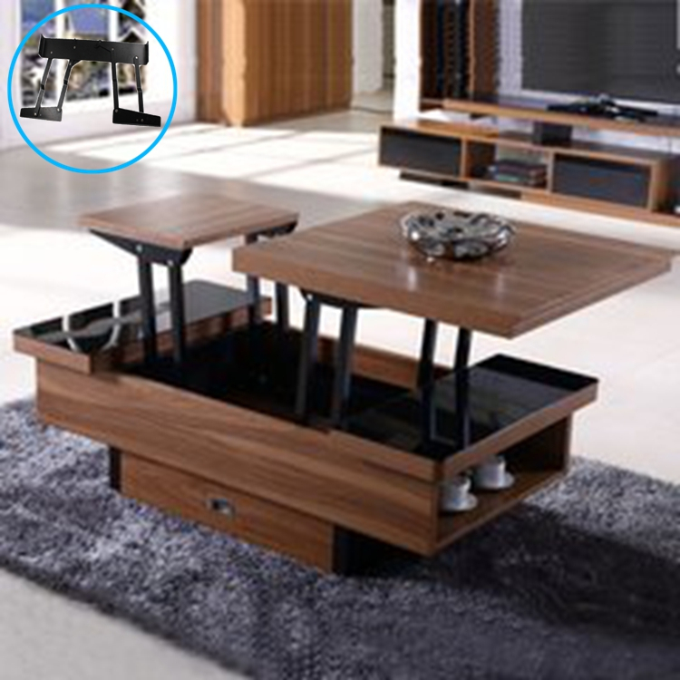 bedroom sets lift up coffee table mechanism with springheight