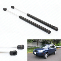 2pcs Rear Glass Auto Gas Spring Struts Lift Supports Rods Fits For Hyundai Tucson 2005 2009