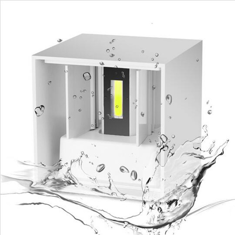 Modern Brief Cube Adjustable Surface Mounted 9W12W LED ...