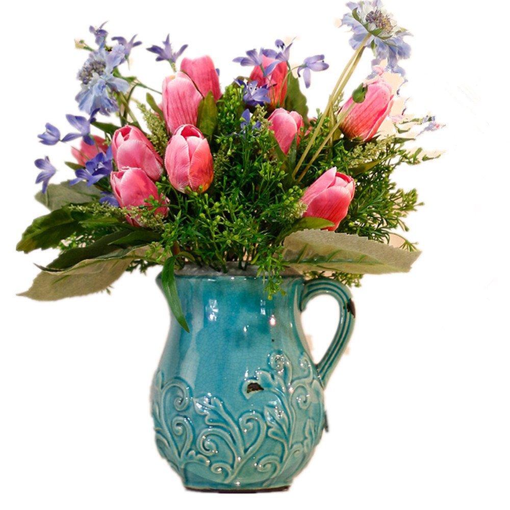 Fancy flower pots flower inspiration for Fancy flower pots