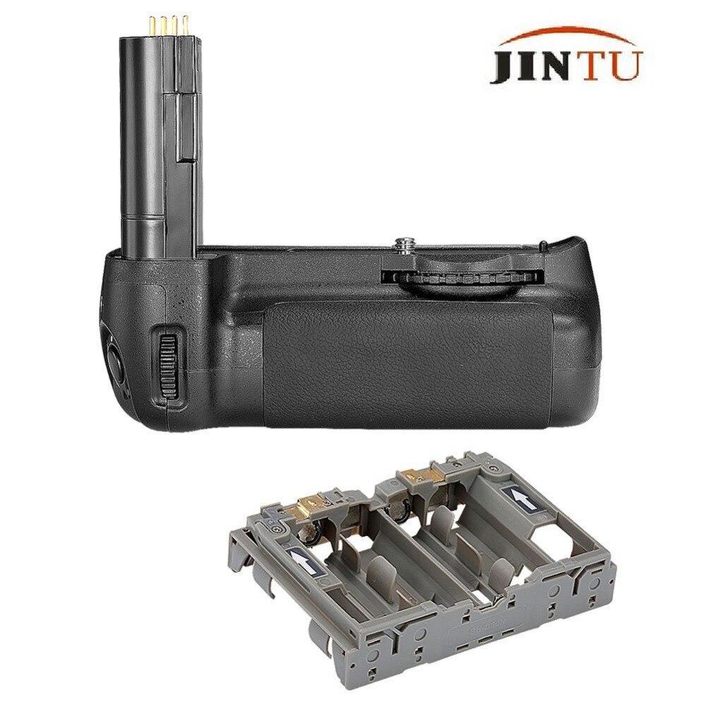 JINTU Vertical Batterie Grip Main Support Pour Nikon D80 D90 Appareil Photo REFLEX Relacement pour MB-D80 puissance