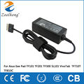 15 В 1.2A 18 Вт ноутбук AC адаптер питания зарядное устройство для Asus Eee Pad TF101 TF201 TF300 SL101