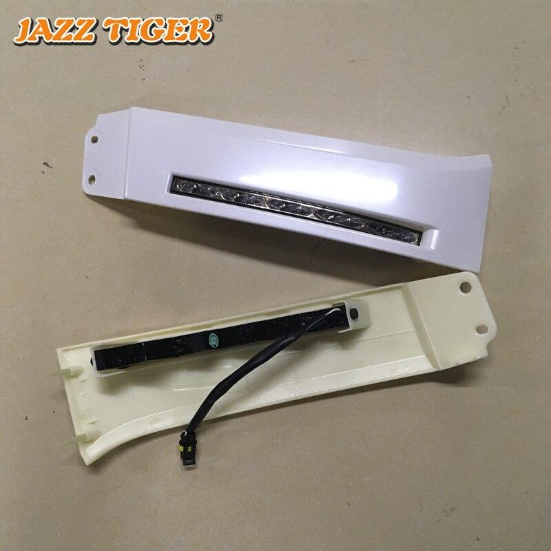 JAZZ TIGER Auto Peredupan Fungsi Waterproof Car 12V LED Daytime - Lampu mobil - Foto 4