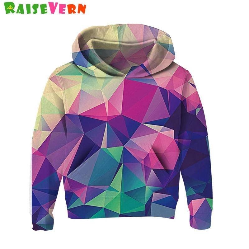 Casual Toddler Kids Baby Boy Girl Autumn Hoodie Hooded Tops Jumper Sweatshirt UK