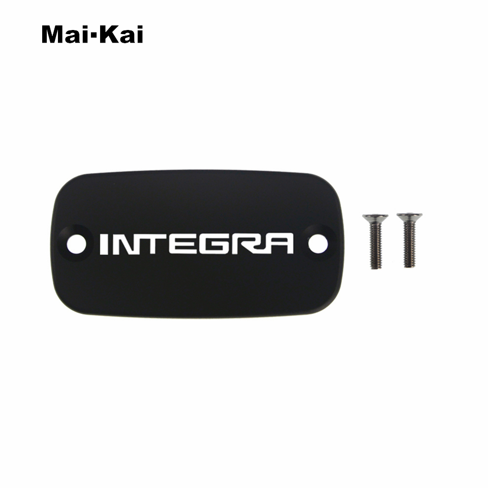 MAIKAI For <font><b>HONDA</b></font> <font><b>Integra</b></font> <font><b>700</b></font> 2012-2013 <font><b>Integra</b></font> 750/S/D 2013-2017 CNC Aluminum Motorcycle Brake Fluid Fuel Tank Cap Cover image