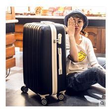 20 дюймов 22 дюймов 24 дюймов 26 дюймов чемодан женщины тележки случае багаж случае прокатки интернат чемодан/Сумка На Колесиках Чехол