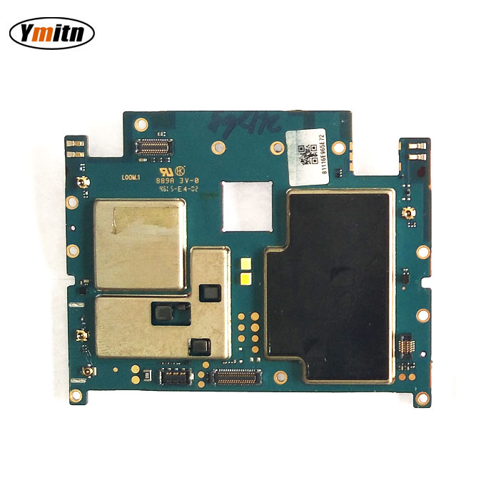 Ymitn Unlocked Electronic Panel Mainboard Motherboard Circuits Flex Cable With Firmware For Meizu Meilan M2 NOTE2 Note 2
