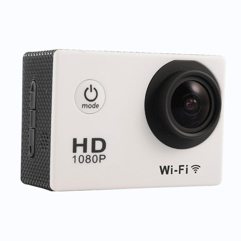 1080P Full HD Sport DV Wifi Mini Action Cameras 2.0 inch LCD Screen 30M Waterproof Mini Camcorder Bike Helm with 32 GB card sjcam sj4000 2 0 inch screen action camera 1080p full hd waterproof 30m diving sj cam 4000 sport dv bike mini helmet camcorder