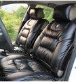 Engrosamiento de cuero de calidad asiento de coche de invierno lleno cojín lavida kerry asiento de coche cubierta del coche cubre cubierta de coche de cuero