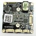 "1/3 ""sony hd cctv starlight baixa iluminação ip network camera pcb módulo hisilicon 1.3mp"