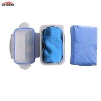 마법의 청소 클레이 바 자동차 트럭 청소 키트 점토 블루 자동 청소기 세탁기