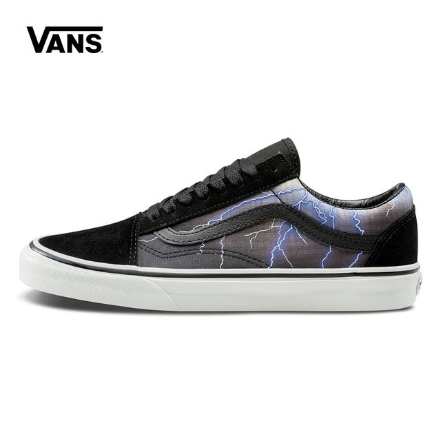 49455ab630a4c3 Original New Arrival Vans Mens   Womens Classic Old Skool Low-top  Skateboarding Shoes Sneakers Canvas Comfortable VN0A38G1S3H