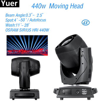 4Pcs/Lot 670W Beam Spot Wash 3IN1 Moving Head Light DMX 512 Sound Control DJ Disco Party Club Moving Head Beam Spot Lights new stage light 260w led spot zoom moving head light 6 18 dmx channels beam spot wash 3in1 led strong light for party disco dj