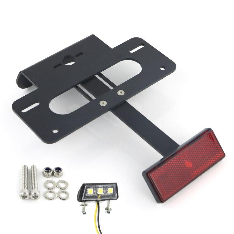 tidy fender eliminator kit suporte da placa