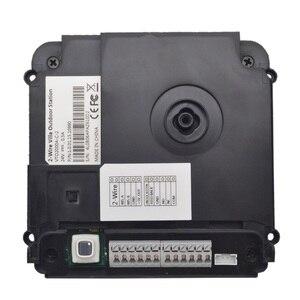 Image 2 - 2 dây VTO2000A C 2 Mô Đun Chuông Cửa phần làm việc với VTH1550CHW 2 và VTNC3000A, IP Video liên lạc nội bộ, IP cửa, NHÂM NHI chuông cửa