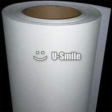 High Quality Glitter White Sandy Bling Vinyl Sticker Film Bubble Free For Phone Laptop Ipad Skin Cover Size:1.52*30M