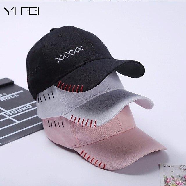 2018 bordado gorras de béisbol al aire libre para la gorra de béisbol otoño  bajo perfil c578162f5b8
