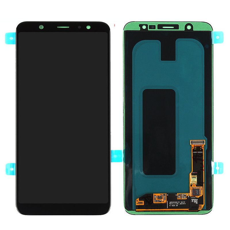 AMOLED For Samsung Galaxy A6 Plus 2018 A605 LCD With Touch Screen Digitizer Assembly For Galaxy A6+ Free ShippingAMOLED For Samsung Galaxy A6 Plus 2018 A605 LCD With Touch Screen Digitizer Assembly For Galaxy A6+ Free Shipping
