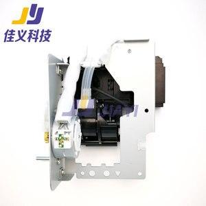 Image 3 - Sıcak satış ve en iyi fiyat DX5 baskı kafası mürekkep pompası sistemi baskı kafası temizleme meclisi kapak istasyonu Mutoh VJ1604 mürekkep püskürtmeli yazıcı