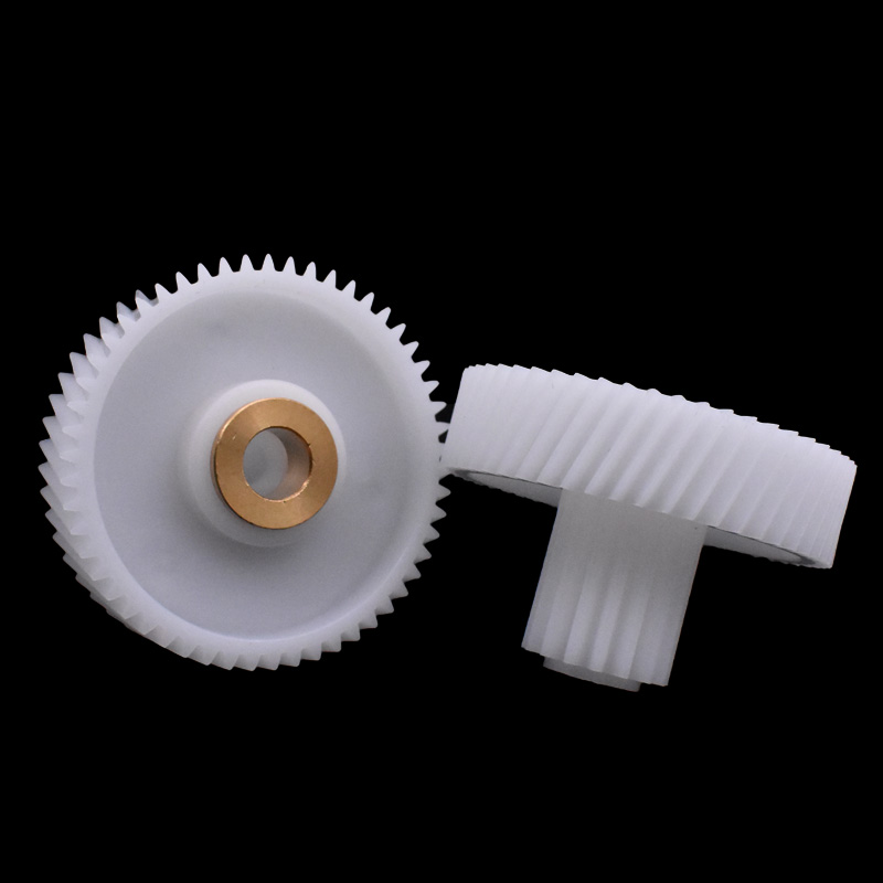 2x Plastic Gear Replacements For Elenberg MG-2501-18-3 Meat Grinder Spare Parts Household Meat Grinder Plastic Gear