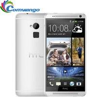 Unlocked HTC One Max RAM 2GB ROM 16/32GB Quad core 3G&4G Mobile Phone 5.9inch 4MP WIFI GPS dropshipping ONE MAX phone htc phone