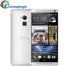 HTC One Max Unlocked RAM 2GB ROM 16 32GB Quad core 3G 4G Mobile Phone 5