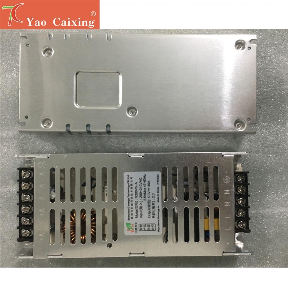 220v-5v40a200w Switch Power Supply G-energy Power Supply Control P2 P2.5 P3 P4 P5 P6 P8 P10 Rgb Dot Matrix Led Panel Display