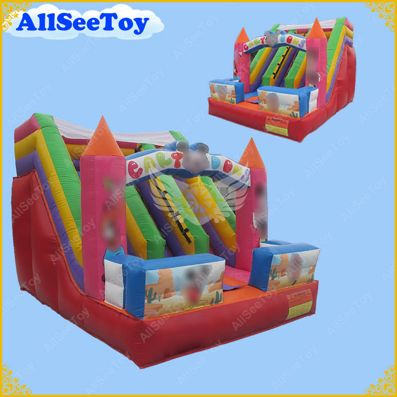 Hot Selling Inflatable Slide for Kids,Inflatable Bouncy Castle Slide Commercial Quality Inflatable Slide холодильник atlant 4724 101