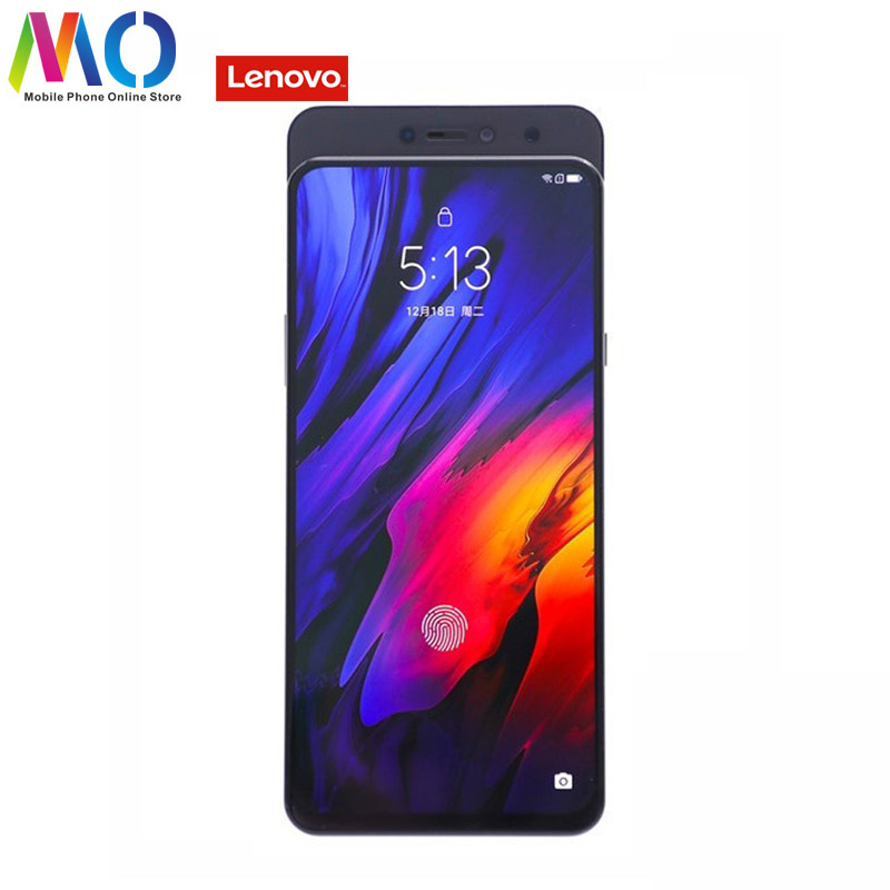 "Original Lenovo Z5 Pro Smartphone Android Celular Unlocked Mobile Phone 6GB 128GB Octa-core Face ID 6.39"" Fingerprint 24MP 1080P"