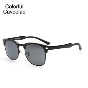 faab46ddfea Sun Glasses Polarized UV400 Sunglasses Men Driving Male