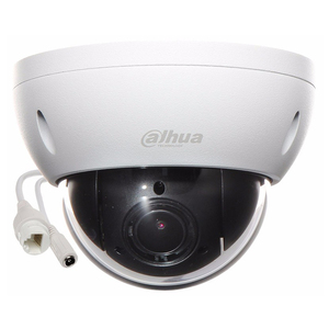 Image 2 - Dahua SD22204T GN CCTV IP camera 2 Megapixel Full HD Network Mini PTZ Dome 4x optical zoom POE Camera SD22404T GN with logo