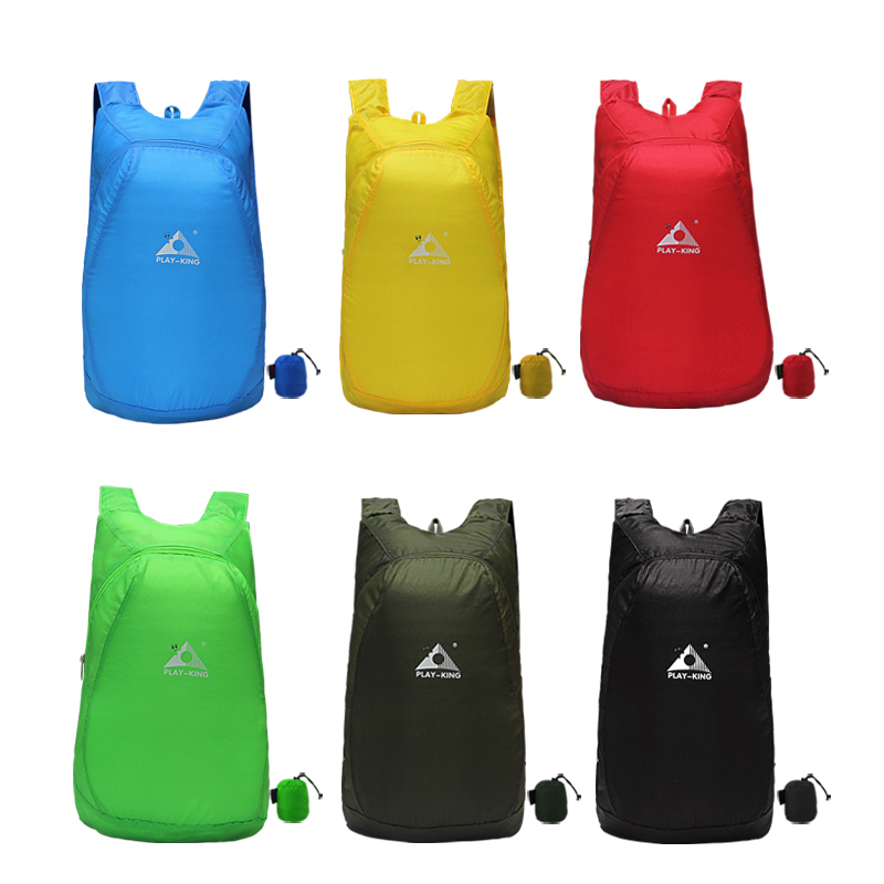 super cute preview of official Dropshipping Lightweight Nylon Foldable Backpack Waterproof ...